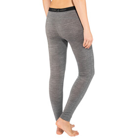 Icebreaker 200 Oasis Leggings Women Gritstone Heather